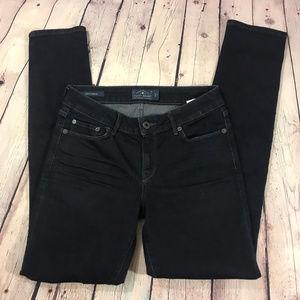 Lucky Brand Lolita Skinny Dark Wash Jean Size 27